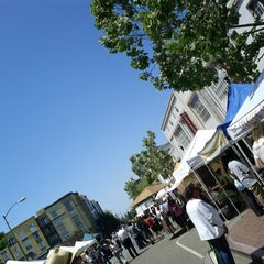 Photo taken at Old Oakland Farmers' Market by Marc C. on 5/3/2013