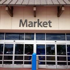 Photo taken at Walmart Supercenter by Daniel T. on 6/1/2013