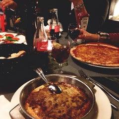 Photo taken at Da Carlo Pizzeria by Rola on 8/15/2014