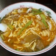 Photo taken at 朱華飯店 小田原店 by Koutaku T. on 10/26/2012