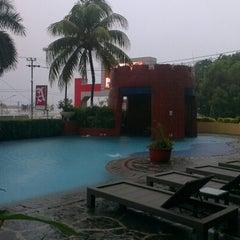 Photo taken at Hotel Aryaduta Makassar by Mohammad K. on 12/14/2012