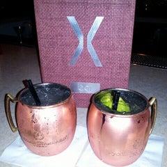 Photo taken at X Bar by KiM P. on 12/7/2012