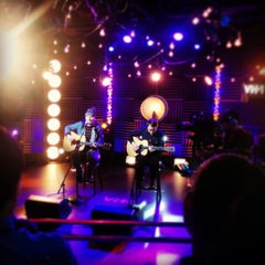 Photo taken at VH1 Big Morning Buzz Live Studio by Ethan F. on 12/8/2014