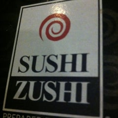 Photo taken at Sushi Zushi by Mitchell D. on 1/30/2013