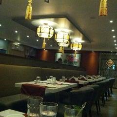 Photo taken at Bangalore Mandarin by Bharath N. on 2/1/2013