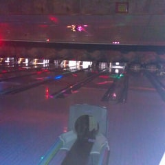 Photo taken at Rolling Lanes Bowling Alley by Chris E. on 11/11/2012