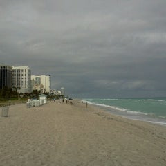 Photo taken at Miami Beach At 4525 Collins by Amber W. on 12/15/2012
