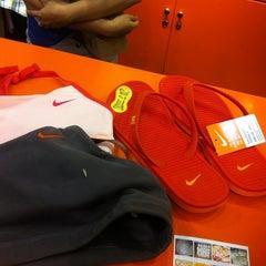 Photo taken at Nike Hai Bà Trưng by Lam H. on 9/19/2012