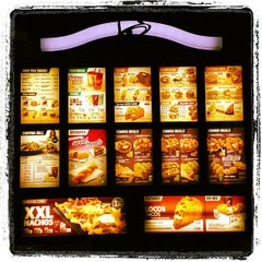 Photo taken at Taco Bell by Greg F. on 12/7/2012