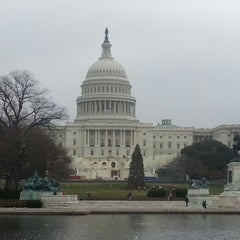 Photo taken at United States Capitol Visitors Center by josh l. on 12/8/2012