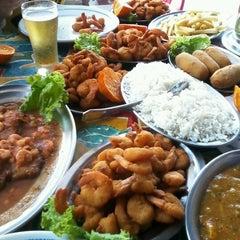 Photo taken at Restaurante 2 Irmãos by Carolina B. on 11/1/2012