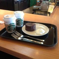 Photo taken at Starbucks Coffee 福岡大濠公園店 by odesuke776 on 2/23/2013