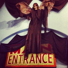 Photo taken at Coney Island USA - Museum & Freak Show by James D. on 10/22/2012