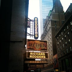 Photo taken at Richard Rodgers Theatre by Jenn P. on 5/29/2014