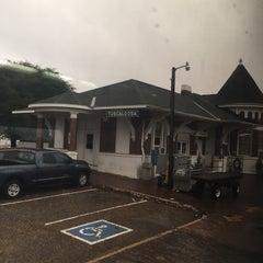 Photo taken at Amtrak Station - Tuscaloosa, AL (TCL) by David J. on 1/23/2015