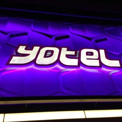 Photo taken at YOTEL New York by Orsini G. on 2/25/2013