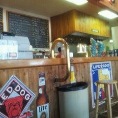 Photo taken at Texas Hamburger Palace by lisa y. on 10/24/2012