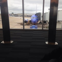 Photo taken at Gate B3 by Scott T. on 10/12/2014