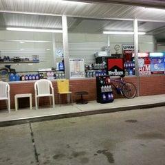 Photo taken at Exxon by Jerkratt on 9/28/2012