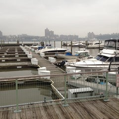 Photo taken at NY Waterway Ferry Terminal Edgewater by Baris A. on 10/3/2012