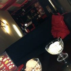 Photo taken at Арт-кафе «Стендаль» by Natalya M. on 1/2/2013