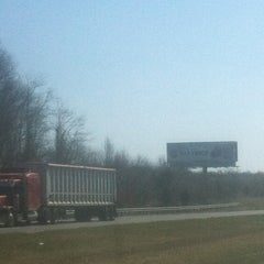 Photo taken at I-195 by Jennifer on 3/30/2013