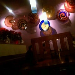 Photo taken at Cinco Mexican Cantina by Sam on 12/29/2012