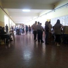 Photo taken at Escuela Normal Sarmiento by Néstor Felipe G. on 10/27/2013
