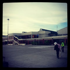 Photo taken at Maurice Bishop International Airport by Pedro A. on 9/29/2012