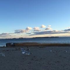 Photo taken at Long Island Sound by Benjamin M. on 11/28/2014