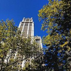 Photo taken at NYU School of Professional Studies by gipaolita on 10/27/2014
