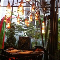 Photo taken at Ole-Ole Bali by Nana Y. on 4/22/2013