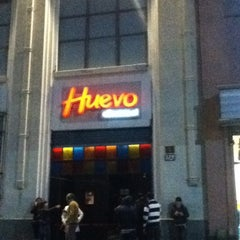 Photo taken at El Huevo by Valentina D. on 11/18/2012