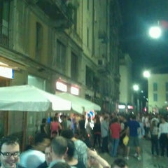 Photo taken at Bar Rattazzo by Pietro G. on 7/5/2013