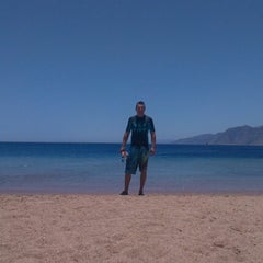Photo taken at Le Méridien Dahab Resort by Vitaliy K. on 7/16/2014