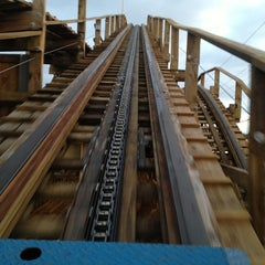 Photo taken at Coaster Thrill Ride by Larry N. on 9/7/2013