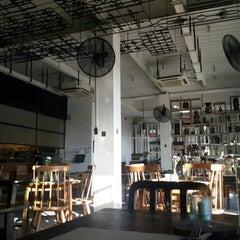 Photo taken at Dejavu Club & Lounge by Amelia R. on 6/22/2015