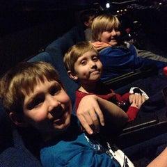 Photo taken at Regal Cinemas Knoxville Center 10 by tomi w. on 2/8/2014