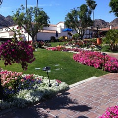 Photo taken at La Quinta Resort & Club by Lisa K. on 4/3/2013