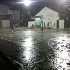 Photo taken at Lapangan Tennis Margaasih by N9NE-O on 9/15/2012