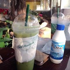 Photo taken at Cafe Amazon by Oranut M. on 2/4/2014