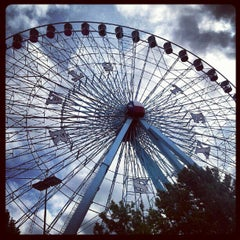 Photo taken at Texas Star Ferris Wheel by Isabel M. on 10/5/2012