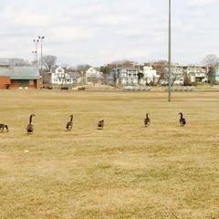 Photo taken at Veterans Memorial Park by Antonio T. on 3/25/2014