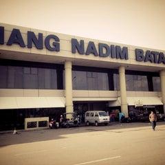 Photo taken at Hang Nadim International Airport (BTH) by Grey N. on 5/9/2013