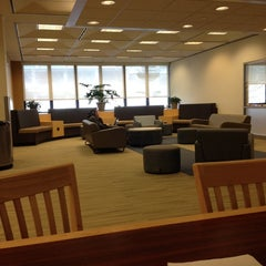 Photo taken at WVU Evansdale Library by Engineer Najat on 2/28/2014