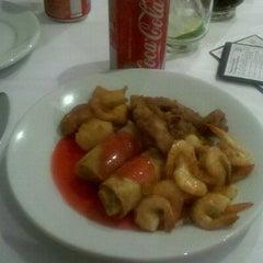 Photo taken at Restaurante Dragon Center by Natalia F. on 12/2/2012