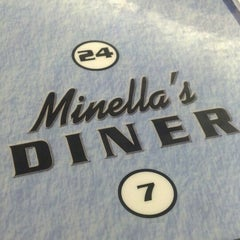 Photo taken at Minella's Main Line Diner by Al D. on 7/12/2013