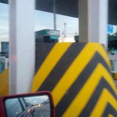 Photo taken at Exit 608 Persimpangan KLIA by Nizar A. on 11/30/2012