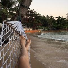 Photo taken at Lamai Wanta Beach Resort by Nata M. on 1/1/2016