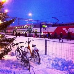 Photo taken at VR Joensuu by juan_nikolaevic S. on 12/29/2012
